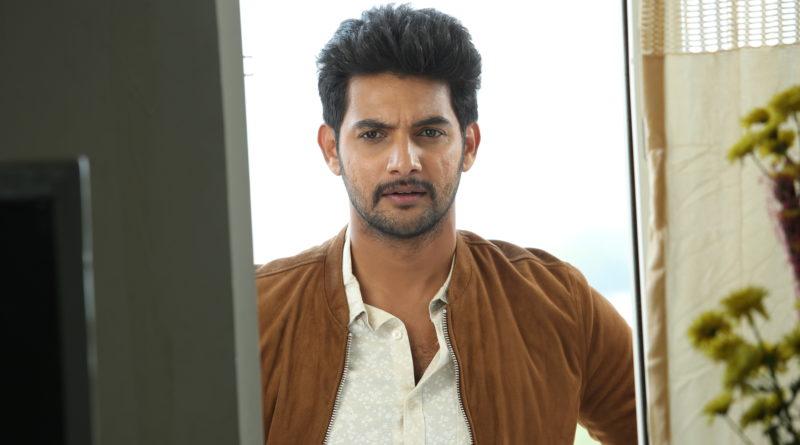 Aadi Saikumar 'Burra Katha' First Look Matter