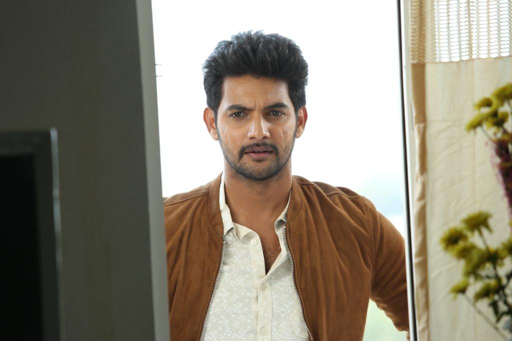 Aadi Saikumar 'Burra Katha' First Look