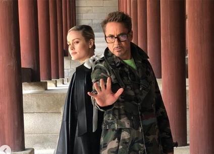 """తొలిసారిగా 500కు పైగా థియేటర్లలో విడుదలౌతున్న హాలీవుడ్ చిత్రం """"అవెంజర్స్"""" - 'ఎండ్ గేమ్'"""