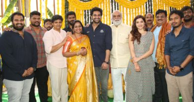 IRA Creations Production No-3 New Movie Launch