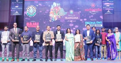 Round Table India hosts 2ndedition of the'Pride of Telangana'