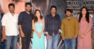 Ninu Veedani Needanu Nene Trailer Launch