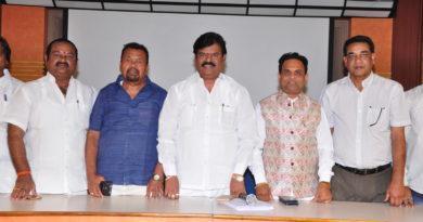 RK Goud Controversy Pressmeet