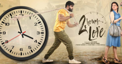2 HOURS LOVE ` TRAILER LAUNCH