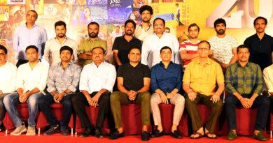 Sri Venkateswara Films 20 Years Press Meet