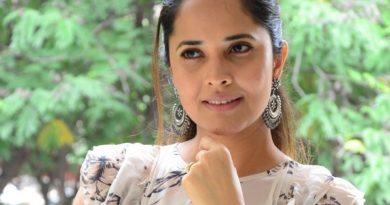 Anusuya Bharadwaj interview