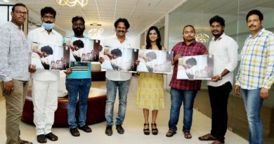 Mister Lonely Poster launched by MVV Satyanarayana