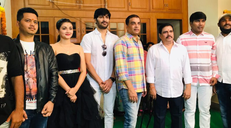 `D3` Vamsi Yakasiri Next Movie officially Launched By Producer Dil Raju.