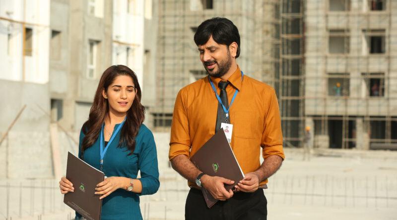 '101 జిల్లాల అందగాడు' చిత్రం నుంచి  లిరికల్ సాంగ్ రిలీజ్ !!